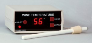 wine storage & home brewing temperature control