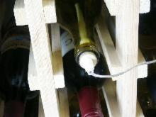 wine temperature controlled bottle probe sensor