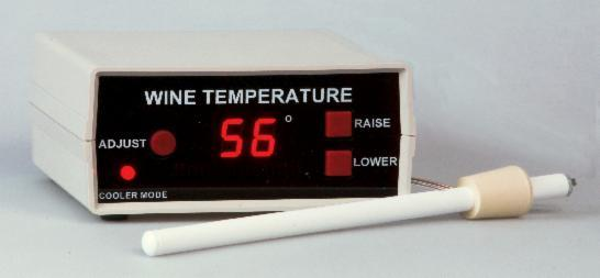 & Refrigerator Temperature Controller for Wine or Beer storage