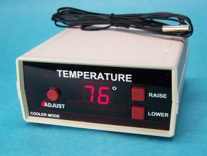 Universal Wine-Stat Temperature Controler
