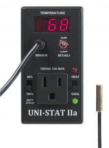 wine storage & home brewing temperature controler